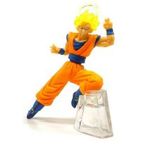 Trading Figure - Dragon Ball / Goku & Majin Boo & Vegeta