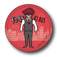 Badge - Blood Blockade Battlefront / Klaus V Reinhertz