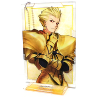Stand Key Chain - Fate/EXTELLA / Archer & Gilgamesh