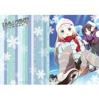 Plastic Folder - Little Busters! / Kudo & Yuiko