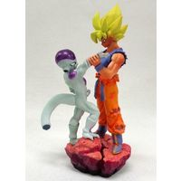 Trading Figure - Dragon Ball / Goku & Frieza