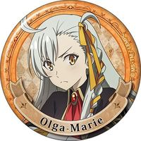 Trading Badge - Fate/Grand Order / Olga Marie Animusphere