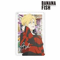 Commuter pass case - BANANA FISH / Ash Lynx