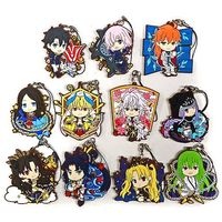 (Full Set) Rubber Strap - Kyun-Chara Illustrations - Fate/Grand Order