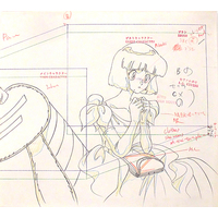 Illustration Sheet - Ghost Sweeper Mikami