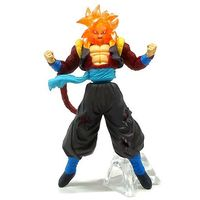 Trading Figure - Dragon Ball / Vegeta & Goku & Gogeta & Majin Boo