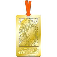 Metal Art Bookmarker - UtaPri / Ren Jinguji
