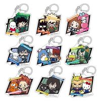 (Full Set) Trading Acrylic Key Chain - My Hero Academia