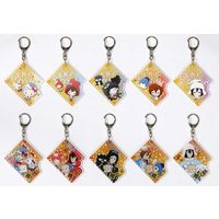 (Full Set) Acrylic Key Chain - Sanrio