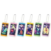 (Full Set) Acrylic Key Chain - A3!