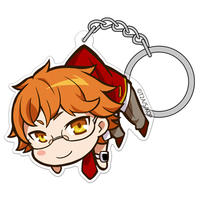 Tsumamare Key Chain - King of Prism by Pretty Rhythm / Juuouin Kakeru