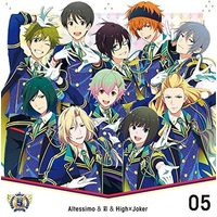 Music - IM@S SideM / High×Joker & Altessimo & Sai