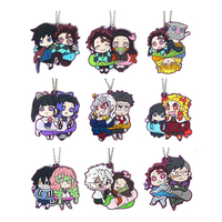(Full Set) Rubber Strap - My Hero Academia