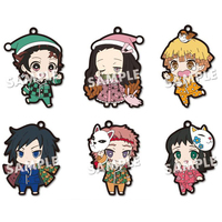 (Full Set) Rubber Strap - Demon Slayer