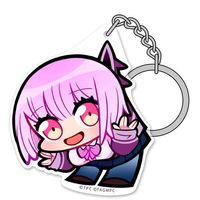 Tsumamare Key Chain - Ultraman Series / Shinjou Akane