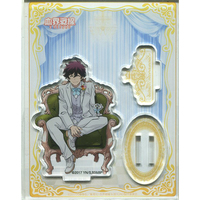 Corsage - Acrylic stand - Blood Blockade Battlefront / Leonard Watch