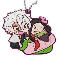 Rubber Strap - Demon Slayer / Nezuko & Shinazugawa Sanemi