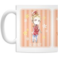 Mug - Ani-Art - Hetalia / Germany & Italy & Japan