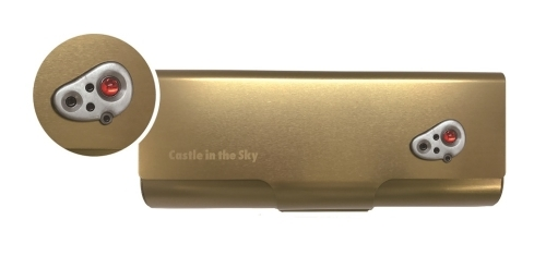 Glasses Case - Castle in the Sky