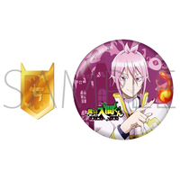 Pin - Welcome to Demon School! Iruma-kun / Asmodeus Alice