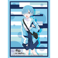 Card Sleeves - Re:ZERO / Rem