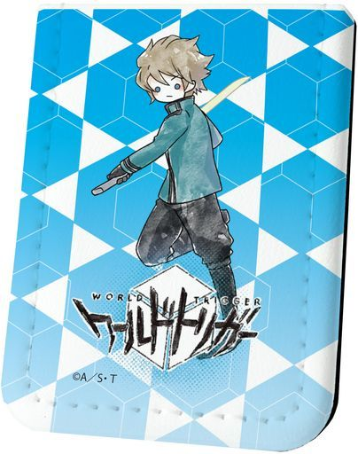 Sticky Note - GraffArt - WORLD TRIGGER / Hus