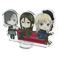 Acrylic stand - The Case Files of Lord El-Melloi II / Lord El-Melloi II & Gray (Fate Series) & Reines El-Melloi Archisorte