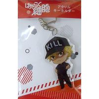Acrylic Key Chain - Hataraku Saibou (Cells at Work!) / Killer T Cell