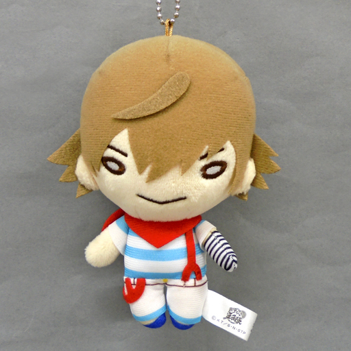 Plush Key Chain - Prince Of Tennis / Kuranosuke Shiraishi