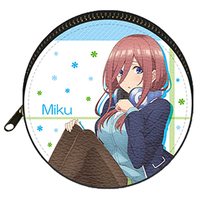Coin Case - The Quintessential Quintuplets / Nakano Miku