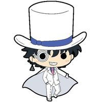 Rubber Strap - Magic Kaito / Phantom Thief Kid