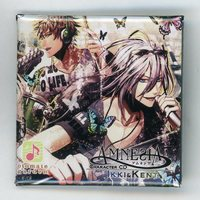 Square Badge - AMNESIA / Ikki & Kent