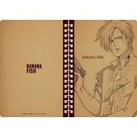 Notebook - BANANA FISH / Ash Lynx