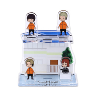 Diorama Stand - Acrylic stand - WORLD TRIGGER