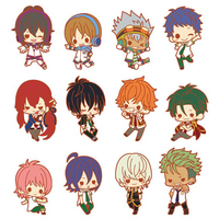 (Full Set) Rubber Strap - King of Prism by Pretty Rhythm