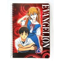 Notebook - Evangelion / Shinji & Asuka