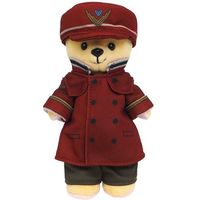 Clothes for Kumamate (No Plush) - Plush Clothes - Evangelion / Katsuragi Misato