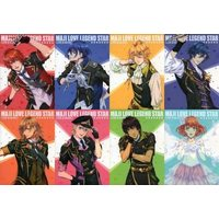 (Full Set) Plastic Folder - UtaPri