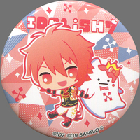 Trading Badge - IDOLiSH7 / Nanase Riku