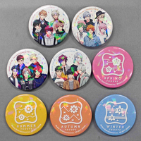 (Full Set) Badge - A3! / Spring Troupe & Summer Troupe & Autumn Troupe & Winter Troupe