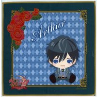 Tumbler, Glass - Hand Towel - IKEMEN series
