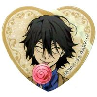 Trading Badge - Bungou Stray Dogs / Edogawa Ranpo