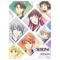 Plastic Sheet - Fruits Basket