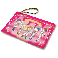 Commuter pass case - GraffArt - Star-Myu (High School Star Musical) / Team Otori