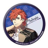 Badge - Fire Emblem Series / Sylvain (Fire Emblem)