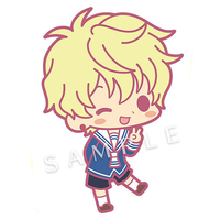 Rubber Strap - Fruits Basket / Souma Momiji