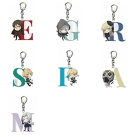 Acrylic Key Chain - The Case Files of Lord El-Melloi II