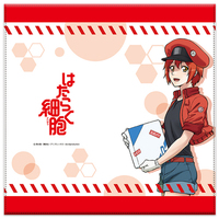 Ticket case - Hataraku Saibou (Cells at Work!) / Red Blood Cell (AE3803)