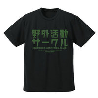 T-shirts - Yuru Camp Size-L