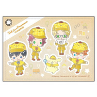 Commuter pass case - Sanrio / Trickstar (Ensemble Stars!)